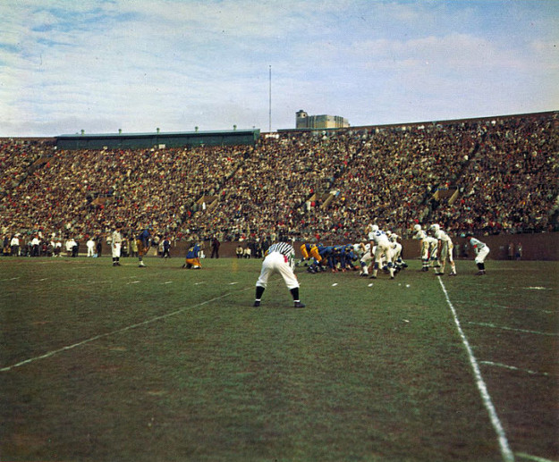 1958PittvsPSU_PittStadium